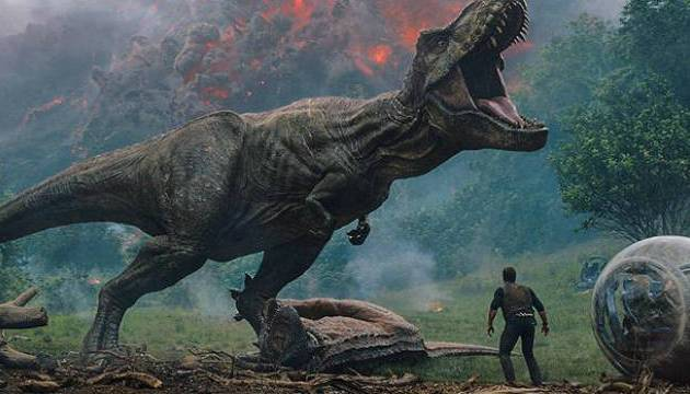 Nuevo trailer de Jurassic World: Fallen Kingdom