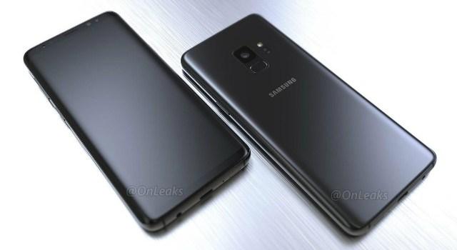 Todo listo para el lanzamiento del Samsung Galaxy S9