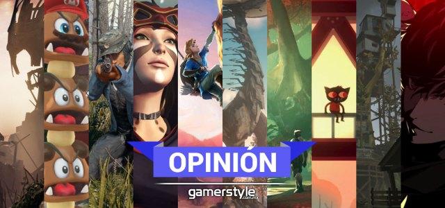 ¿Está el 2017 dentro del top 5 de mejores años del gaming?