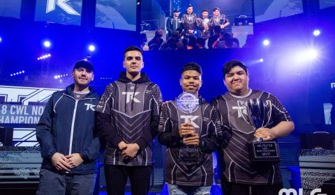 El abierto del Call of Duty World League ya tiene campeón
