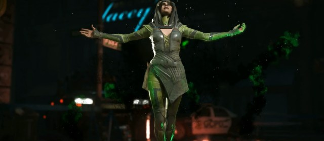 Enchantress se une al elenco de peleadores de Injustice 2