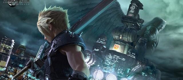 Ya hay arte conceptual de Final Fantasy VII Remake