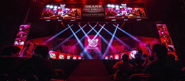 Optic Gaming se coronó en el Gears Pro Circuit de la CDMX