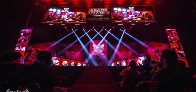 Optic Gaming se coronó en el Gears Pro Circuit de la CDMX