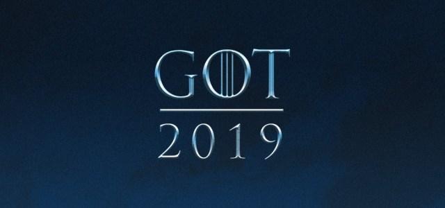 La temporada 8 de Game of Thrones llegará en 2019