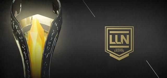 Resumen de la semana 5 de la LLN de League of Legends