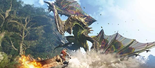Monster Hunter: 5 millones de copias en menos de una semana