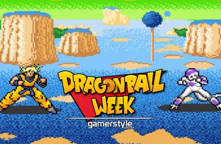 #DragonBallWeek Top 5 – Los mejores juegos de Dragon Ball