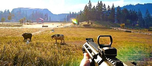 Conoce los requisitos de sistema para Far Cry 5