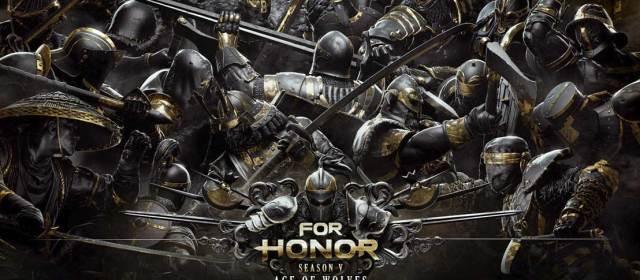 Age of Wolves es la quinta temporada de For Honor