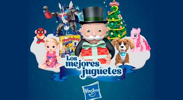 Recomendaciones de juguetes Hasbro para Día de Reyes
