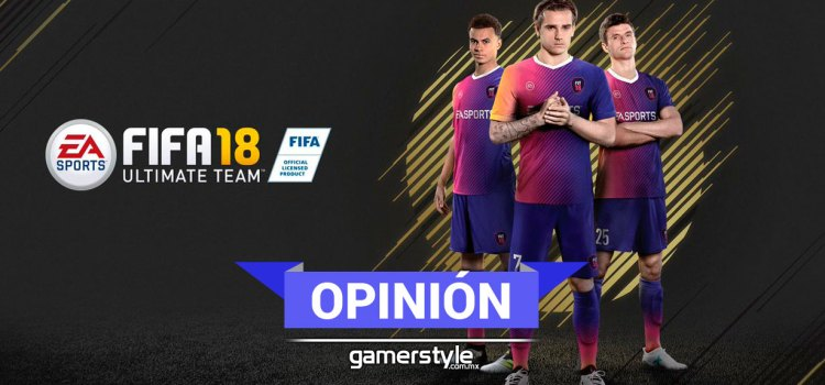 Ultimate Team salvó al FIFA de este año