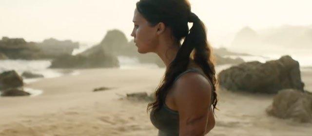 Parece que la película de Tomb Raider será muy apegada al videojuego