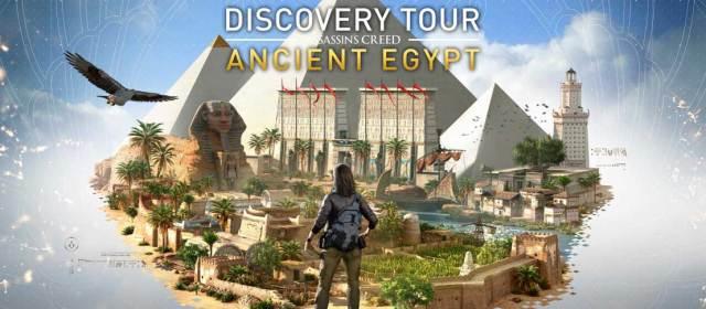 Conoce Egipto y su historia gracias a Assassin's Creed Origins