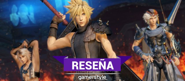 Reseña: Dissidia Final Fantasy NT
