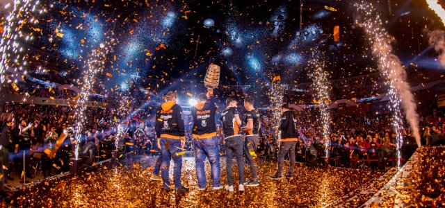 Virtus.Pro se coronó campeón de ESL One Katowice 2018
