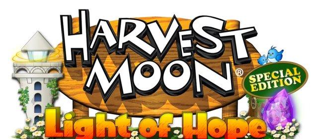 Harvest Moon: Light of Hope llegará a Switch y PS4 en mayo