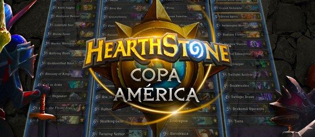4 mexicanos empiezan acción en la Copa América de Hearthstone