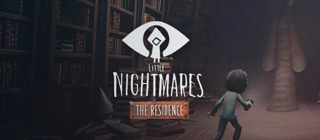 ¡Ya puedes comprar la última expansión de Little Nightmares!