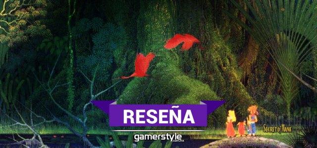 Reseña: Secret of Mana