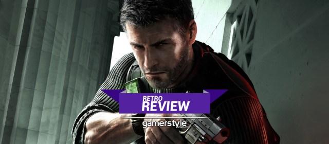 Retro Review: Splinter Cell Conviction