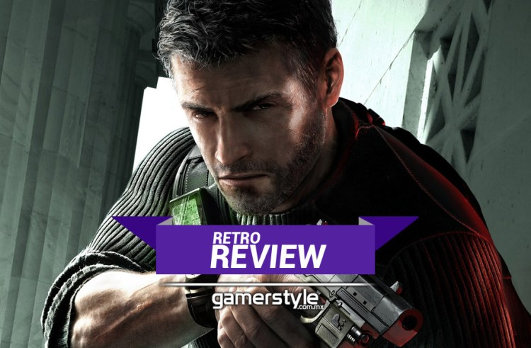Retro Review: Splinter Cell Conviction