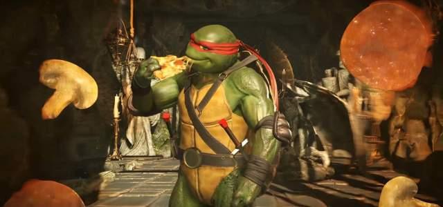 Las Tortugas Ninja ya arribaron al multiverso de Injustice 2