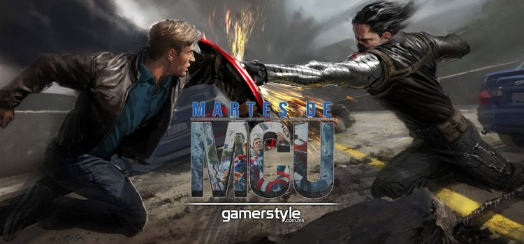Martes de MCU: Captain America: The Winter Soldier