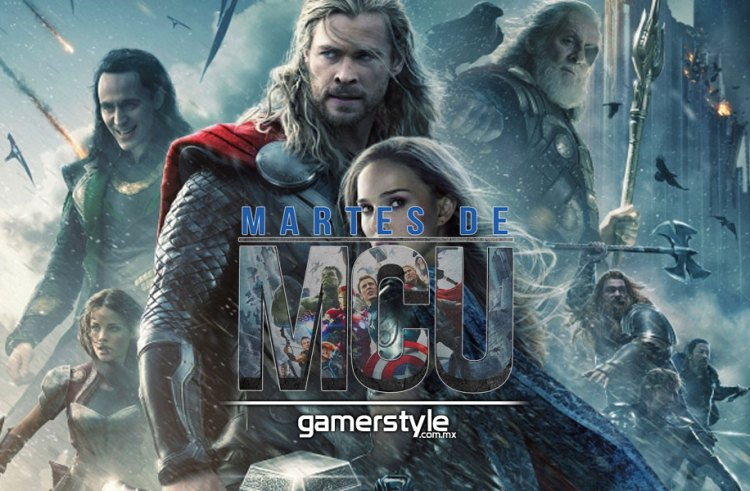 Martes de MCU Thor 2: The Dark World