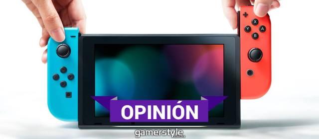 Nintendo Switch y su -casi- inmejorable primer año en el mercado