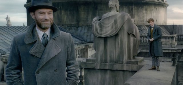 Ve aquí el tráiler de Fantastic Beasts: The Crimes of Grindelwald