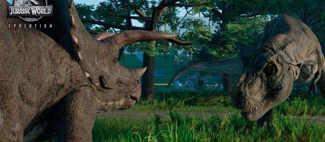 Jurassic World Evolution anuncia su fecha de lanzamiento