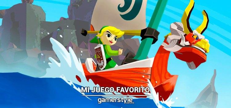 Mi juego favorito: The Legend of Zelda: The Wind Waker