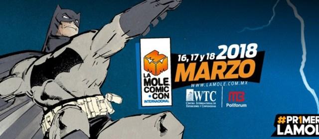 Galería de fotos La Mole Comic Con