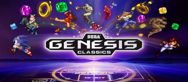 Habrá SEGA Genesis Classics para Xbox One y PS4