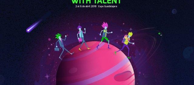 Gamelta llevará los esports a Talent Land en Guadalajara