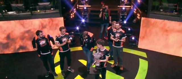Virtus.Pro ganó The Bucharest Major
