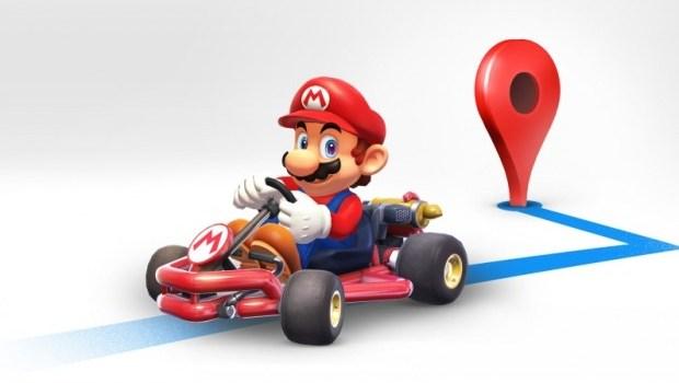 Mario Bros llega a Google Maps por tiempo limitado