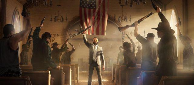 Far Cry 5 está teniendo un rotundo éxito en ventas