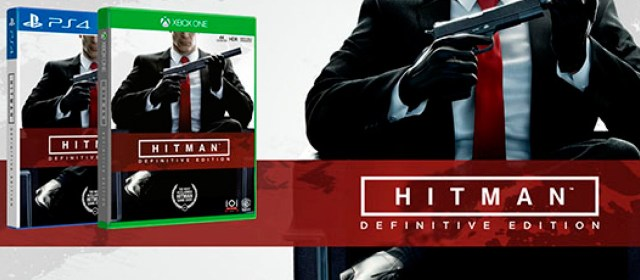 Warner Bros. anuncia Hitman: Definitive Edition para consolas