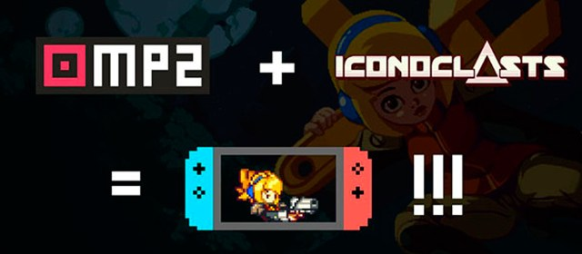 Iconoclasts anuncia su llegada a Nintendo Switch en 2018