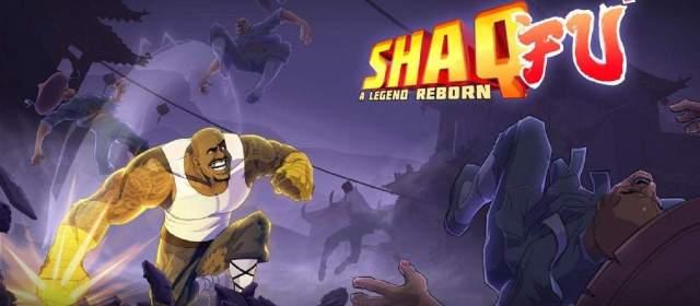 Lanzamiento de Shaq Fu: A Legend Reborn para el 5 de junio