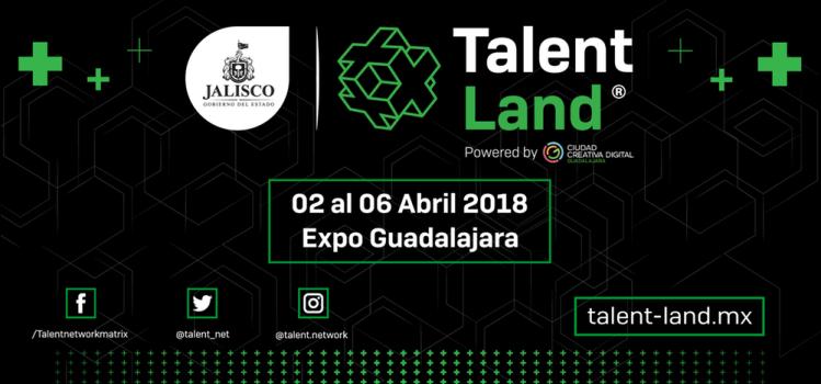 Bienvenidos a Talent Land