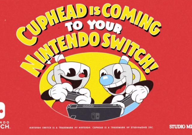 Cuphead en Switch