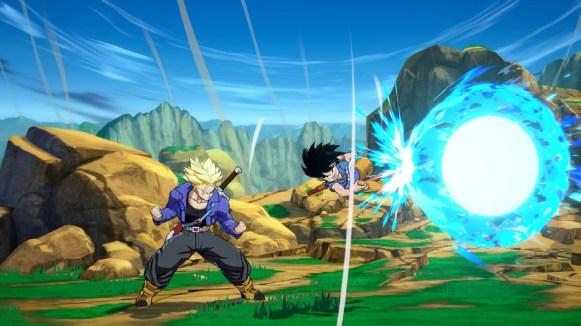 Dragon Ball FighterZ DLC Character Kid Goku GT Screen 6