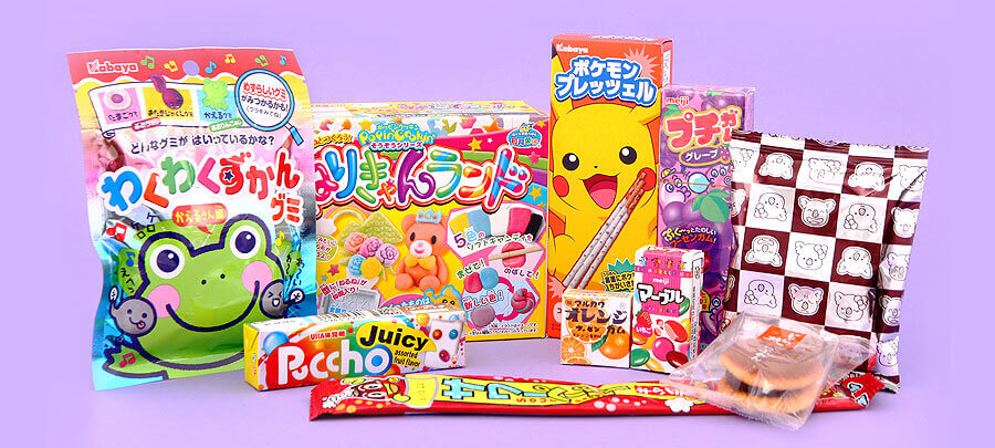 Japan Candy Box 2