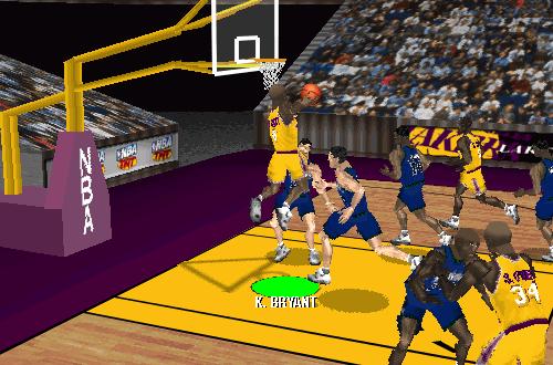 Kobe Bryant en NBA Live 97