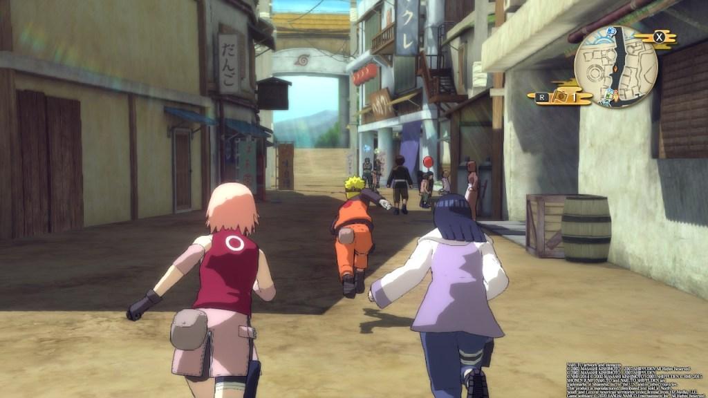 Naruto Shippuden Ultimate Ninja Storm 4 - Reseña