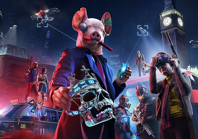 Ubisoft Forward Watch Dogs Legion