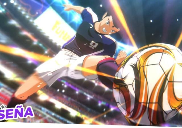 Captain Tsubasa - Reseña